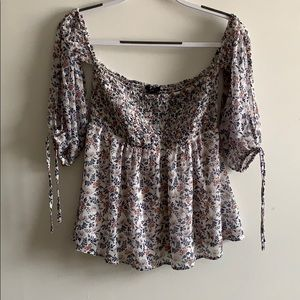 Floral Top from American Eagle
